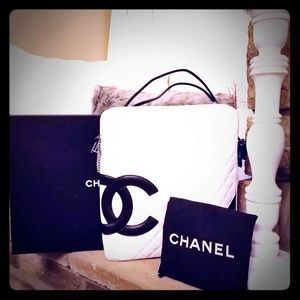 Part 1 Chanel Cambon Shoulder/Messenger Large Bag